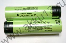 Защ. Panasonic NCR18650B 3400 мАч